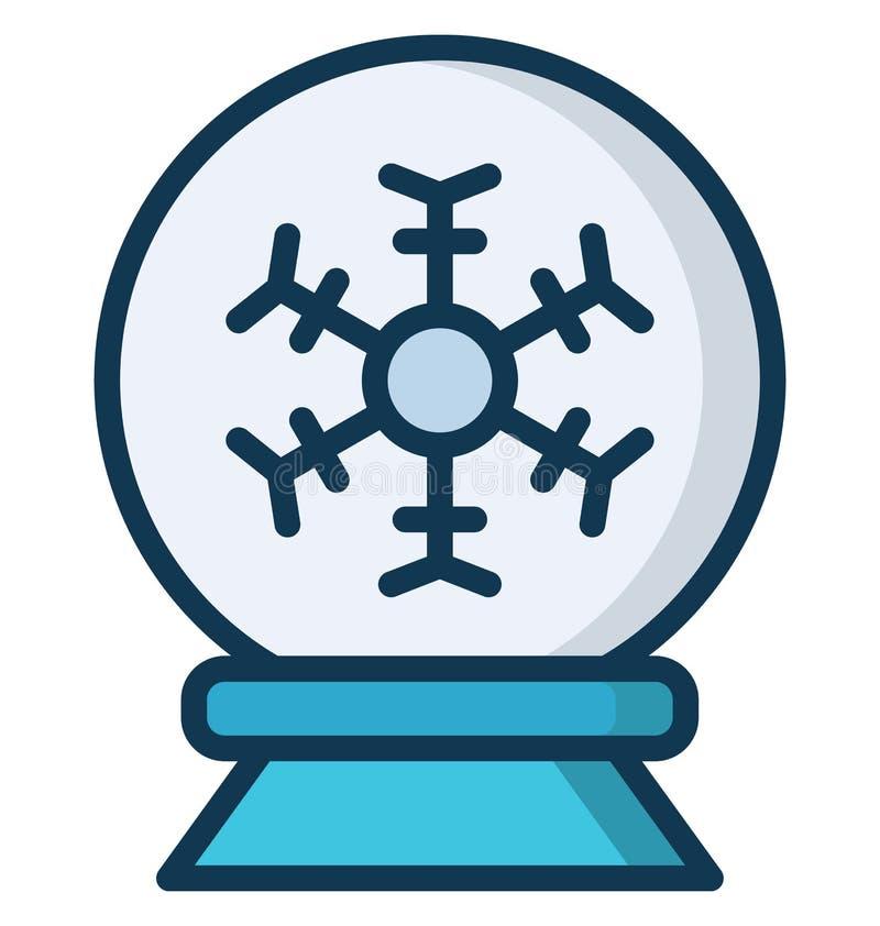 la bola de discoteca, bola de la danza aisló el icono que puede ser modificado o corregir fácilmente en cualquier bola de discote libre illustration