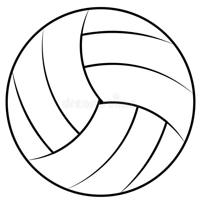 La Bola Para Jugar Al Voleibol De Playa, Bola Del Voleibol Del ...
