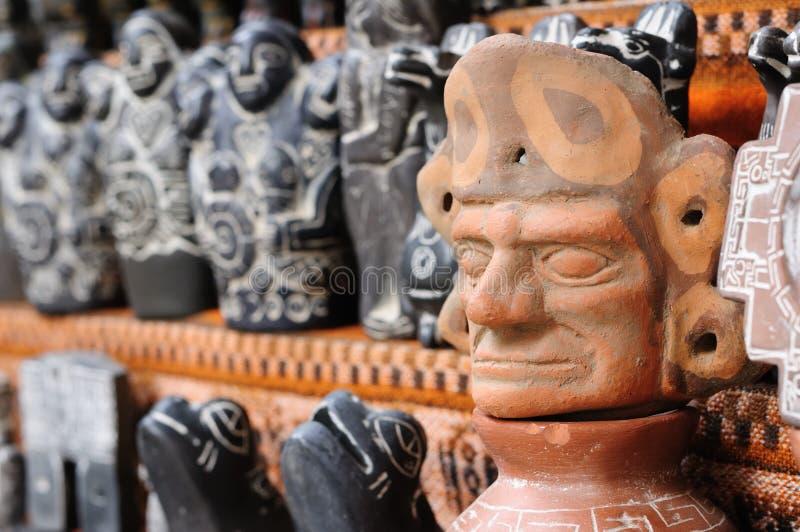 La Bolivie, La Paz, marché de sorcières photo stock