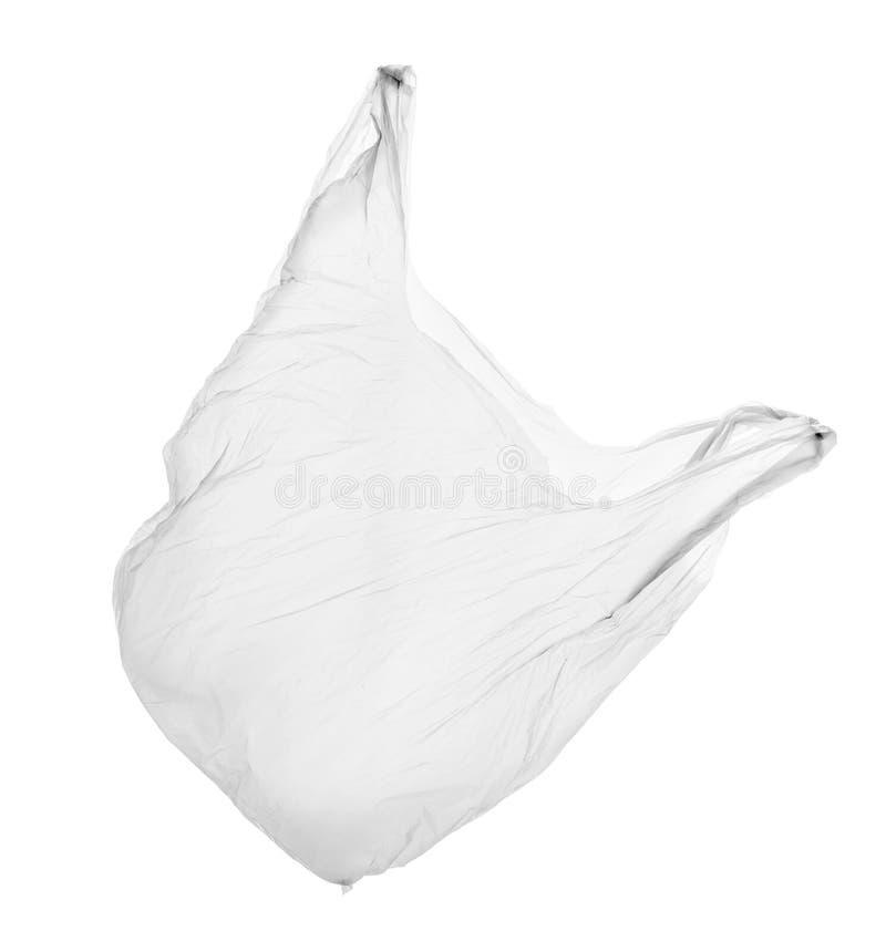 100 Bolsas de pl/ástico de alta resistencia de pl/ástico azul blanco chaleco portador bolsas bolsas 16Mu 10x 15x 18 White