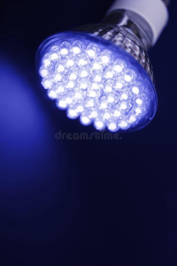 La bombilla más nueva del LED imagenes de archivo