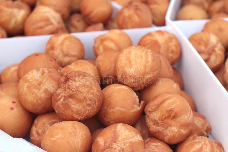 La boulette cuite à la vapeur est un aliment de chinois traditionnel image stock