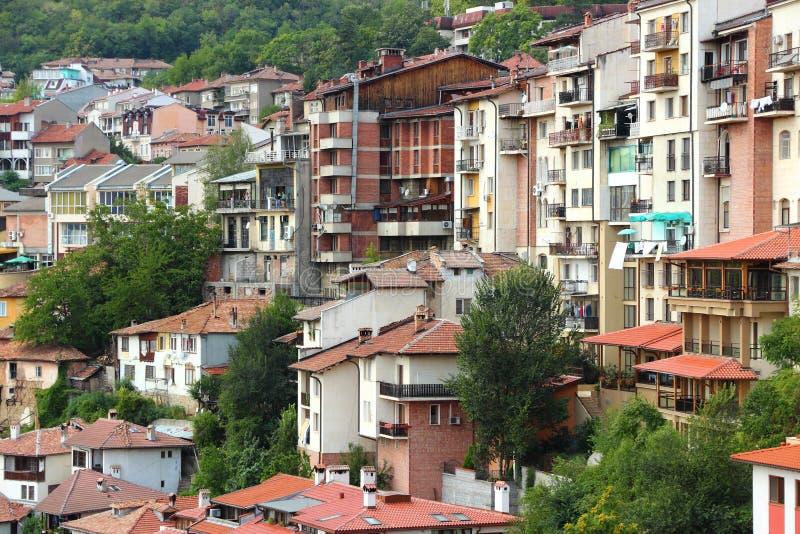 La Bulgaria - Veliko Tarnovo immagine stock