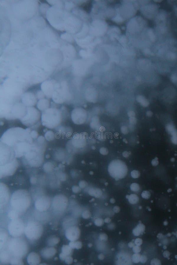 La burbuja congelada fotos de archivo libres de regalías