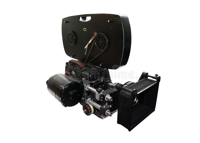 La cámara de película soviética imagen de archivo