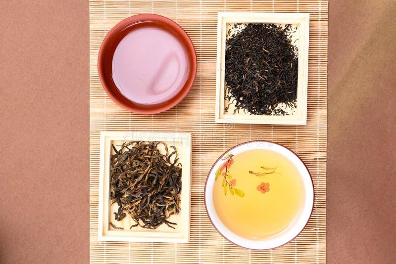 La cérémonie de thé photos libres de droits