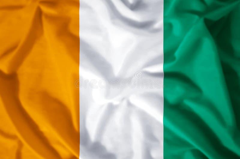La Côte d'Ivoire illustration libre de droits