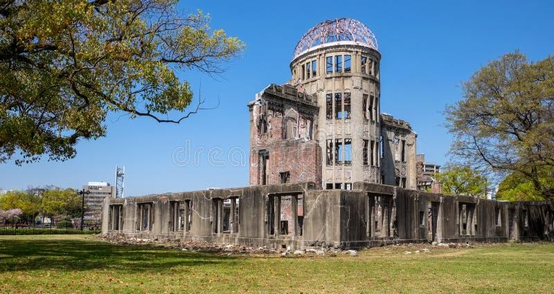 La Cúpula de la Bomba Atom, Hiroshima, Japón, Asia imagenes de archivo