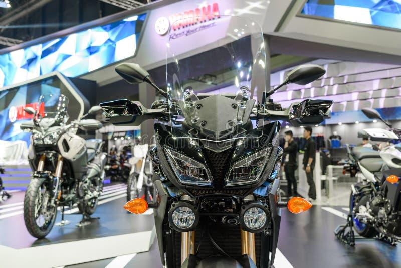 La cabine de Yamaha photo libre de droits