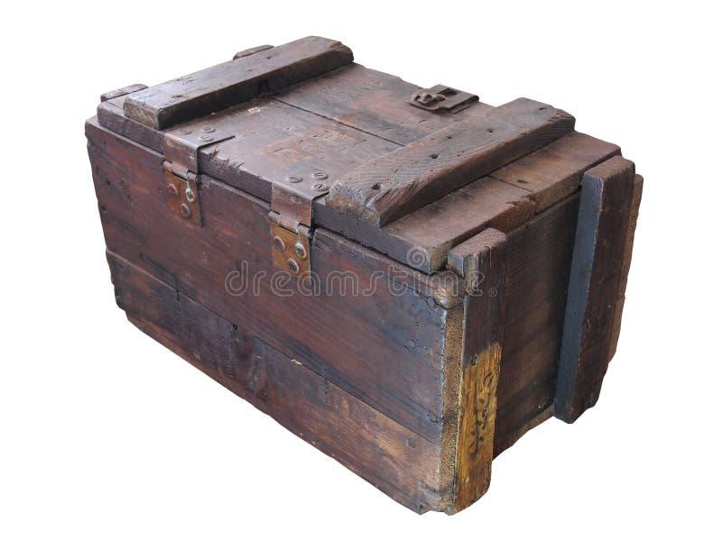 la caisse en bois militaire vieille caisse en bois a isol. Black Bedroom Furniture Sets. Home Design Ideas