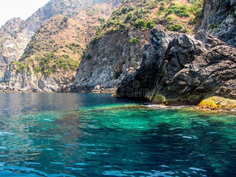 La Calabria immagine stock libera da diritti