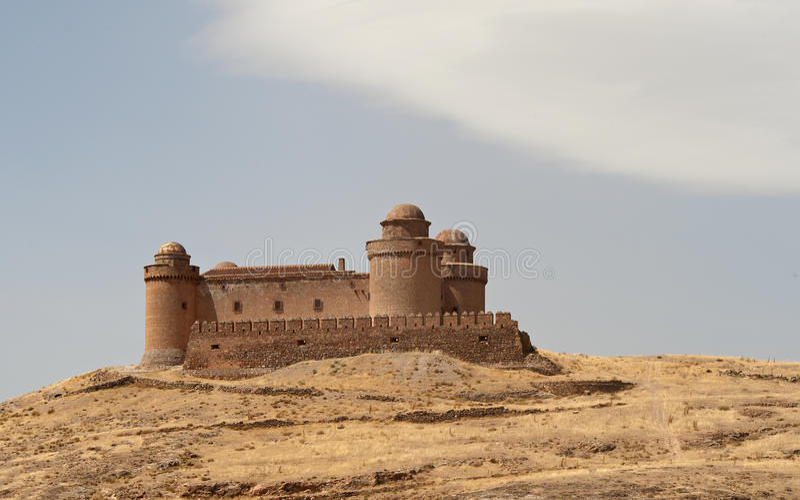 Download La Calahorra Castle Spain Stock Photography - Image: 20870282