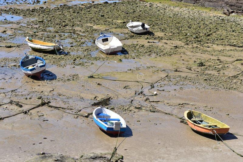 La Caleta-Strand, Cadiz stockfotografie