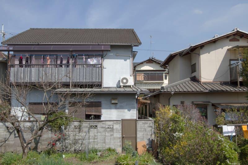 la calle de Kyoto en Japón en 2010 imagenes de archivo