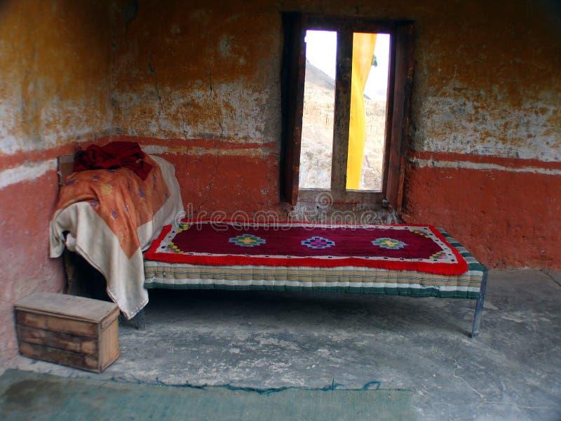La cama del lama imagenes de archivo