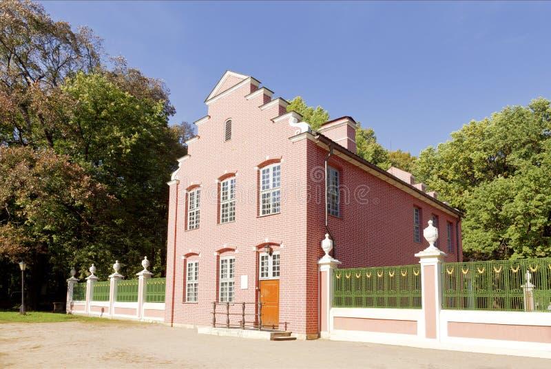 La Camera olandese nella proprietà Kuskovo, Mosca, immagine stock