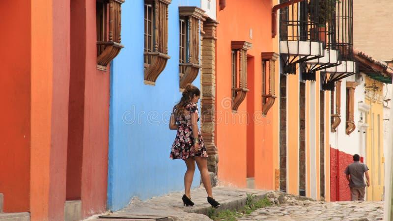 La Candelaria Bogota fotos de archivo libres de regalías