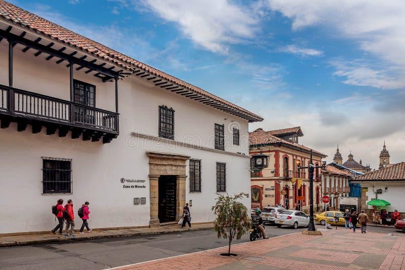 La Candelaria Bogota, Colombia royalty free stock photography