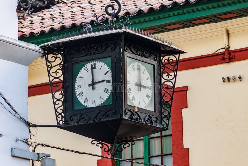 La Candelaria Bogota royalty free stock photos