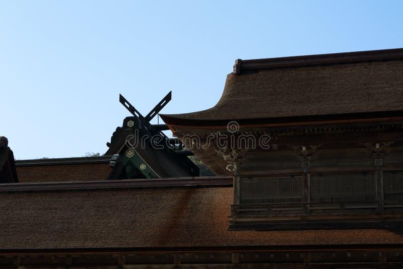La capilla de Izumo fotos de archivo libres de regalías