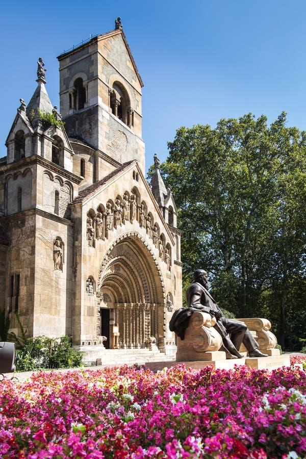 La capilla de Jaki en Budapest, Hungría imagen de archivo libre de regalías