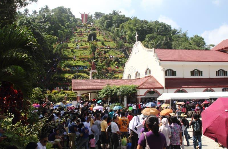 La capilla de ni Jesús de Kamay foto de archivo libre de regalías