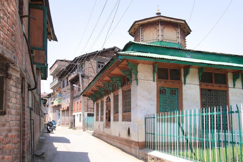 La capilla de Roza Bal, la tumba de Youza Asouph, la India fotografía de archivo libre de regalías