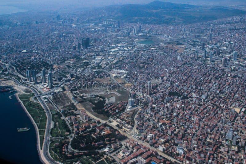 La capital de Turquía es Estambul fotos de archivo libres de regalías