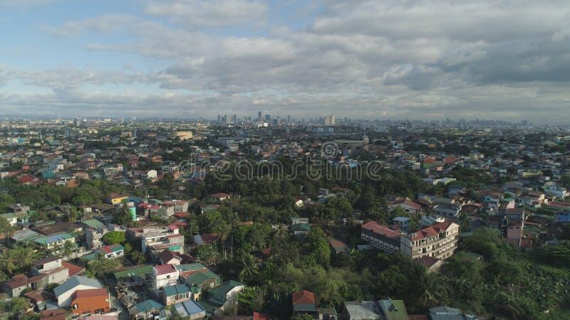 La capitale des Philippines est Manille photographie stock