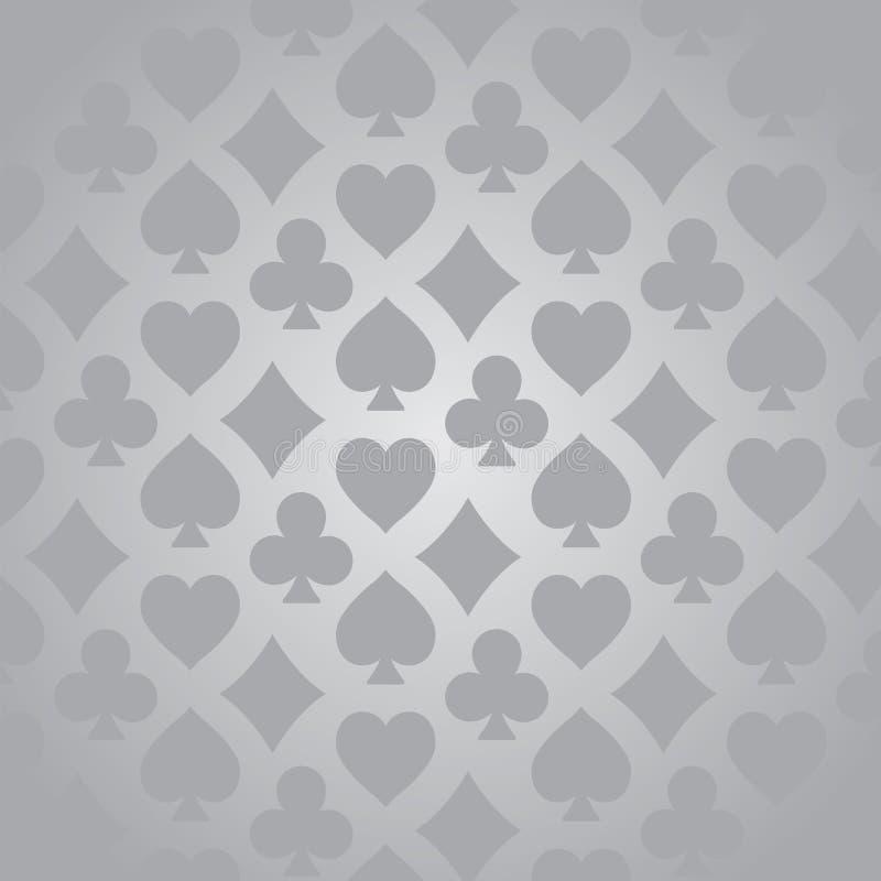 La carte de jeu adapte à la configuration illustration libre de droits