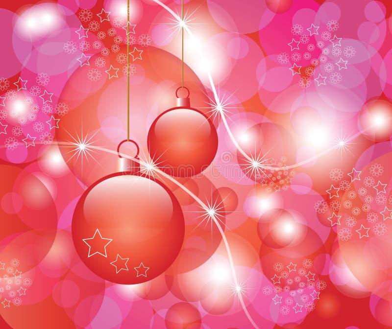 La cartolina gratuita del nuovo anno. fotografia stock libera da diritti
