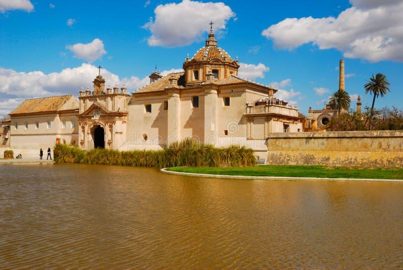 La Cartuja de monastère images stock