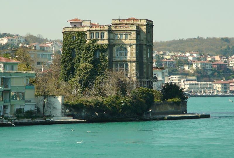 La casa antica ad acqua immagine stock libera da diritti