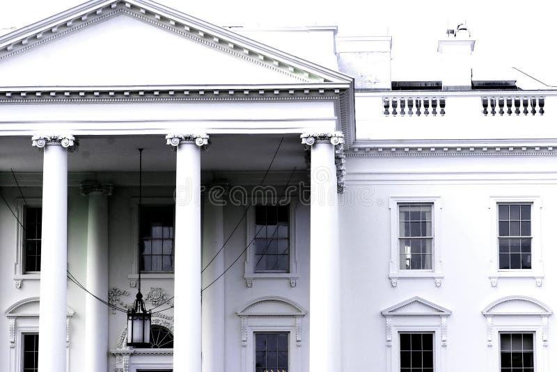La casa blanca, Washington DC fotos de archivo