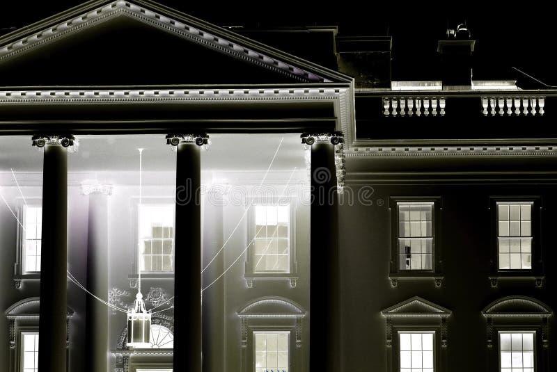 La casa blanca, Washington DC foto de archivo libre de regalías