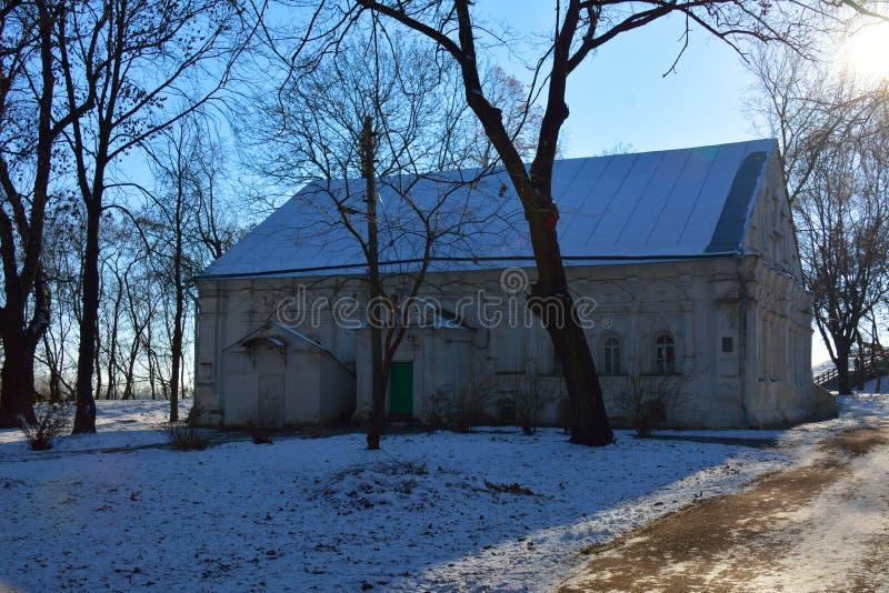 La casa in Cernihiv, Ucraina di Mazepa immagini stock libere da diritti
