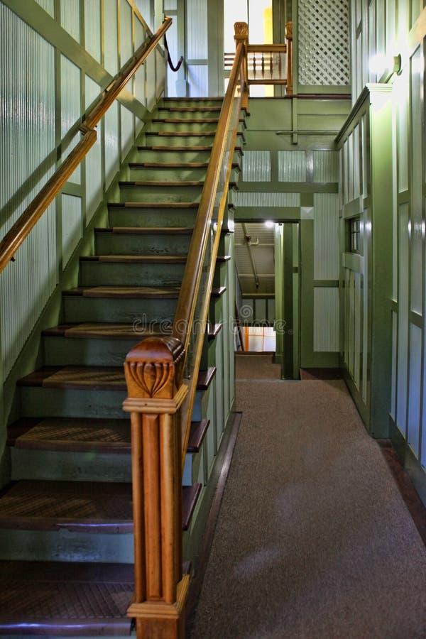 La casa del misterio de Winchester fotos de archivo libres de regalías
