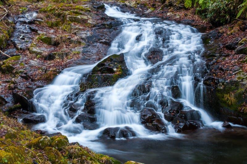 La cascade d'Amitabha photos libres de droits