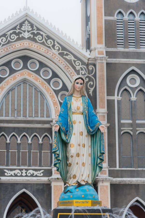 La catedral de la Inmaculada Concepción es una iglesia católica fotos de archivo libres de regalías