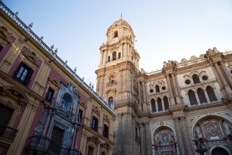 Download La Catedral De Málaga Es Una Iglesia Del Renacimiento En La Ciudad De Málaga, Andalucía, España Meridional Foto de archivo - Imagen de catholicism, andalusia: 44851774