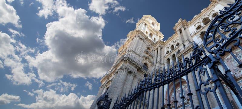 Download La Catedral De Málaga Es Una Iglesia Del Renacimiento En La Ciudad De Málaga, Andalucía, España Meridional Foto de archivo - Imagen de tradicional, andalusia: 44851788