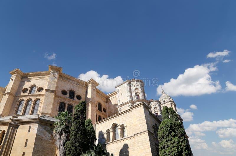 Download La Catedral De Málaga Es Una Iglesia Del Renacimiento En La Ciudad De Málaga, Andalucía, España Meridional Foto de archivo - Imagen de catholicism, visión: 44851958
