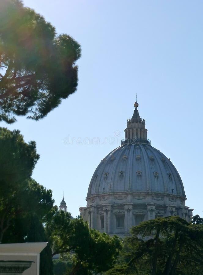 La catedral de San Pedro fotos de archivo libres de regalías