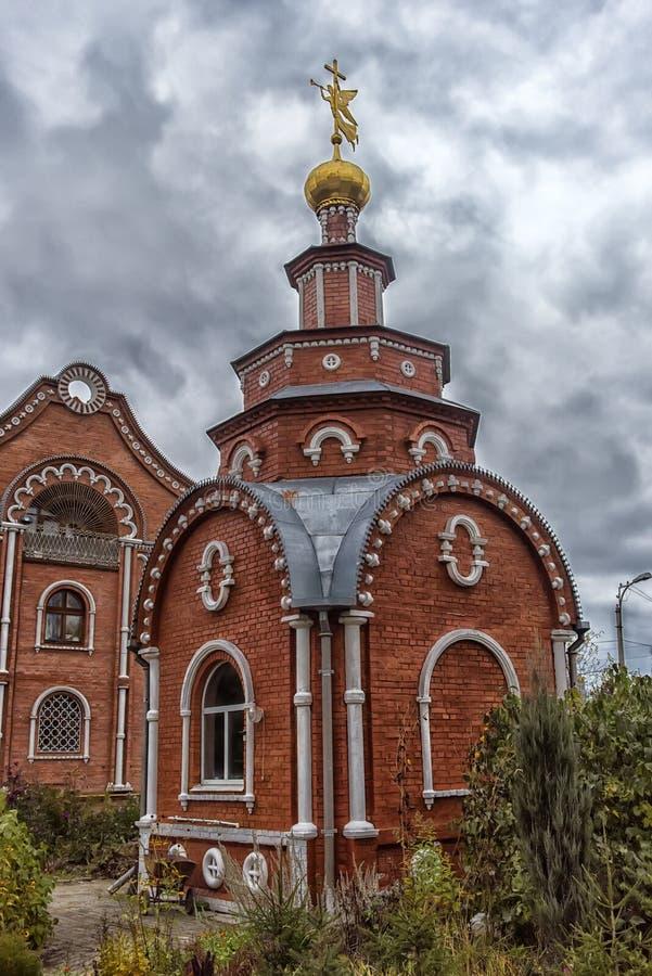 La catedral del príncipe santo Vladimir de los Igual-a--apóstoles, imagenes de archivo
