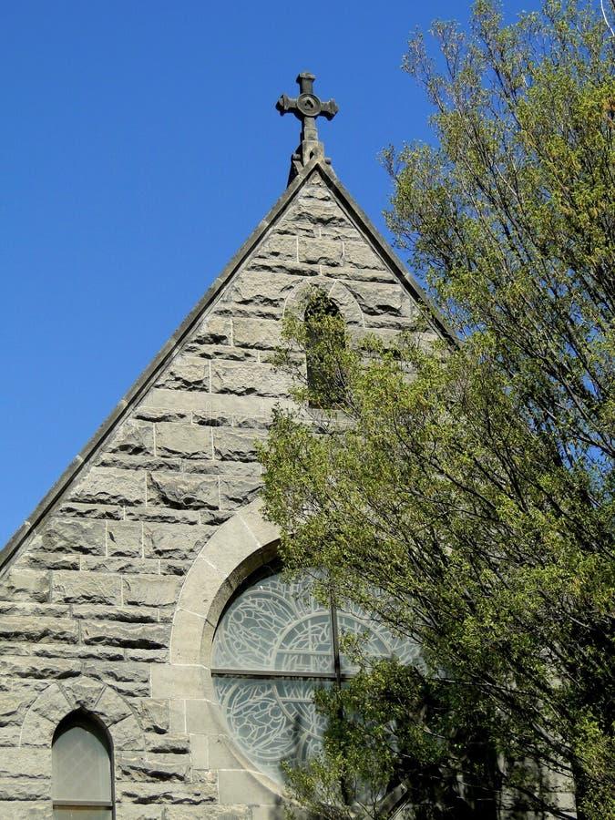 La catedral episcopal de San Miguel foto de archivo libre de regalías