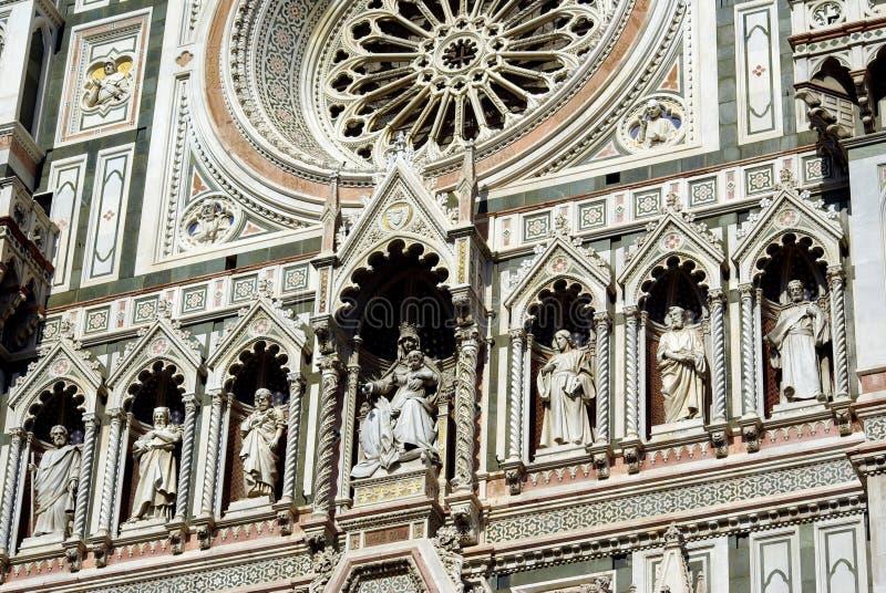 La catedral, Florencia, Italia fotos de archivo libres de regalías
