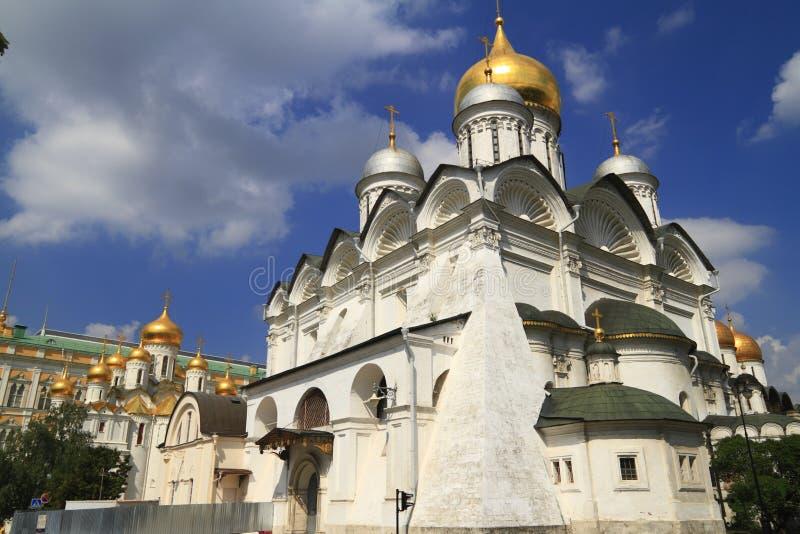 La cathédrale de l'archange photos libres de droits