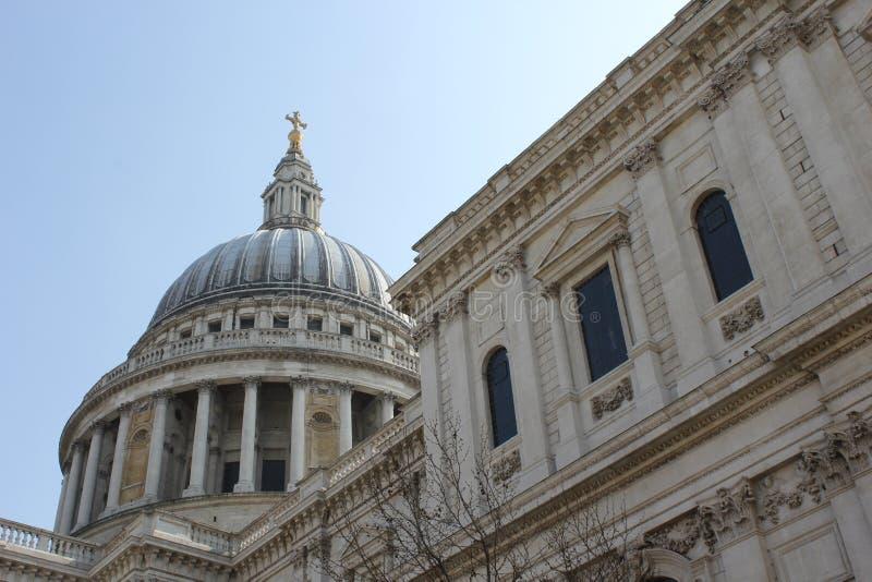 La cathédrale de St Paul images stock