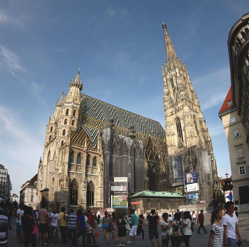 La cathédrale de Stephen de saint photographie stock libre de droits