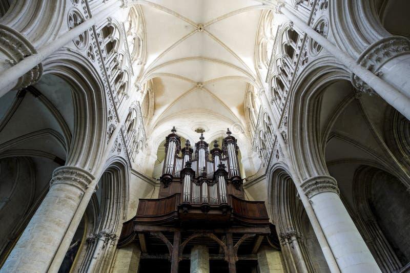 La cathédrale de voit image libre de droits